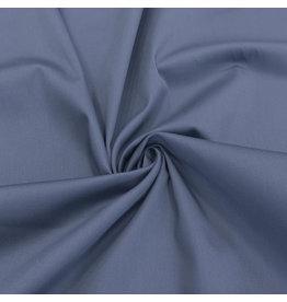 Satijnkatoen Comfort Stretch SK10 - jeansblauw