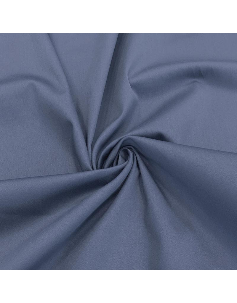 Satin cotton Comfort Stretch SK10 - jeans blue