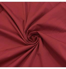 Satin de coton Comfort Stretch SK14 - rouge foncé