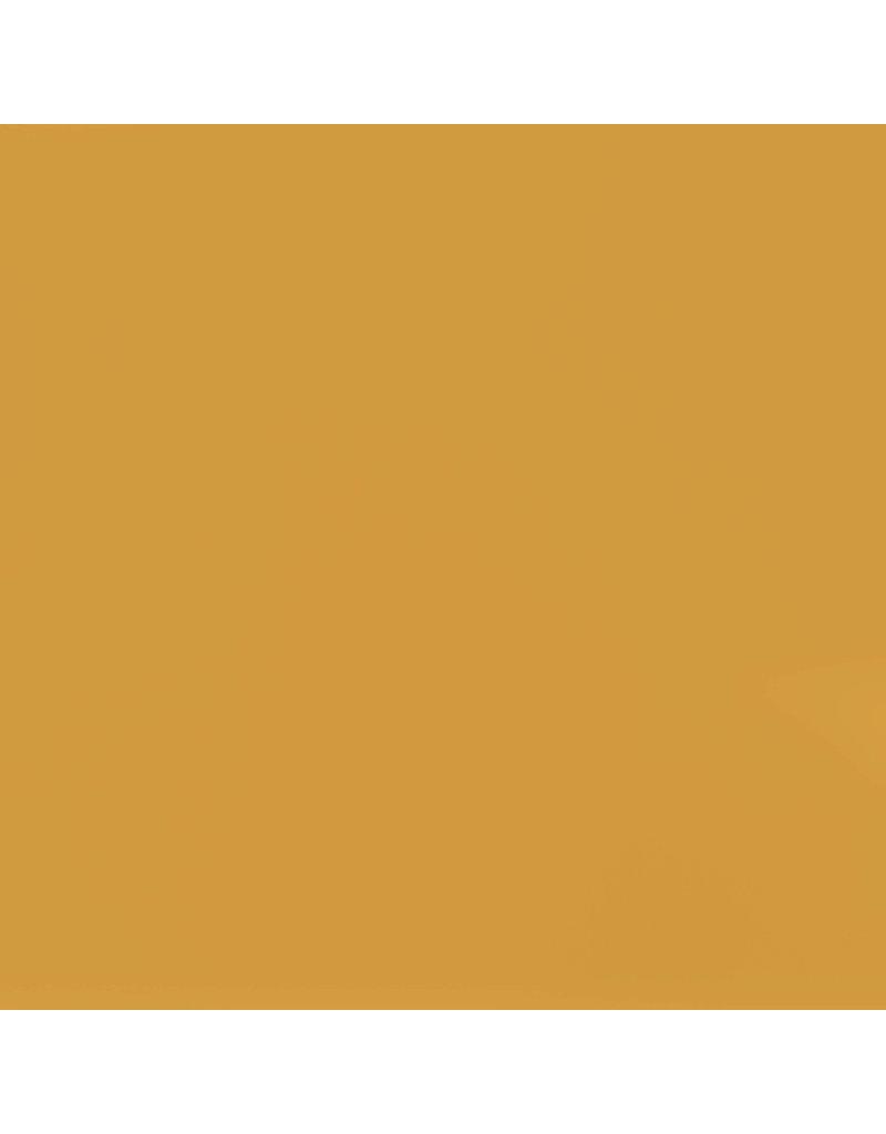 Satin cotton Comfort Stretch SK15 - ocher yellow