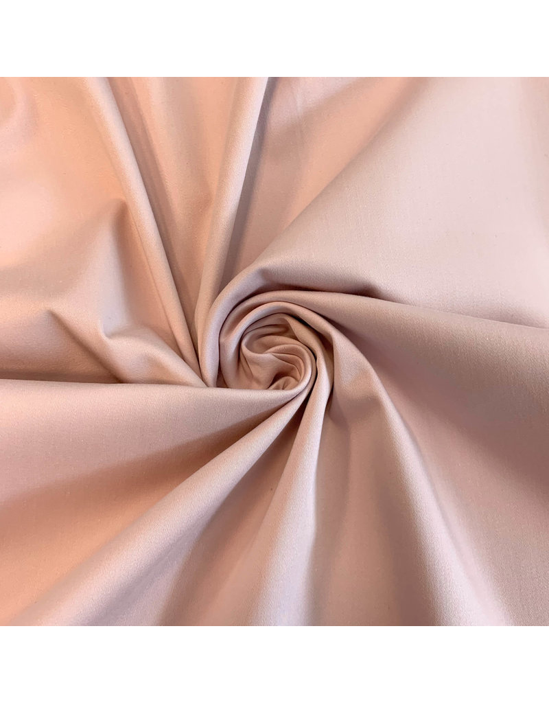 Satijnkatoen Comfort Stretch SK16 - zacht roze