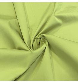Satin Baumwolle Comfort Stretch SK17 - Limonengrün