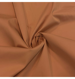 Satin cotton Comfort Stretch SK19 - saddle brown