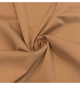 Coton satiné Comfort Stretch SK20 - camel