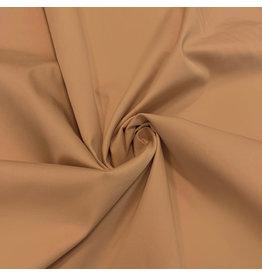 Satin cotton Comfort Stretch SK20 - camel