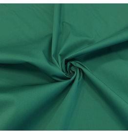 Satin Baumwolle Comfort Stretch SK23 - smaragdgrün