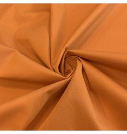 Satin Baumwolle Comfort Stretch SK25 - orange! NEU !
