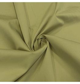 Satin Cotton Comfort Stretch SK26 - Olive clair! NOUVEAU !