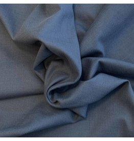 Stretch Linen L02 - steel blue