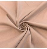 Stretch Linnen L03 - zacht roze