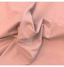 Stretch Linnen L06 - oud roze