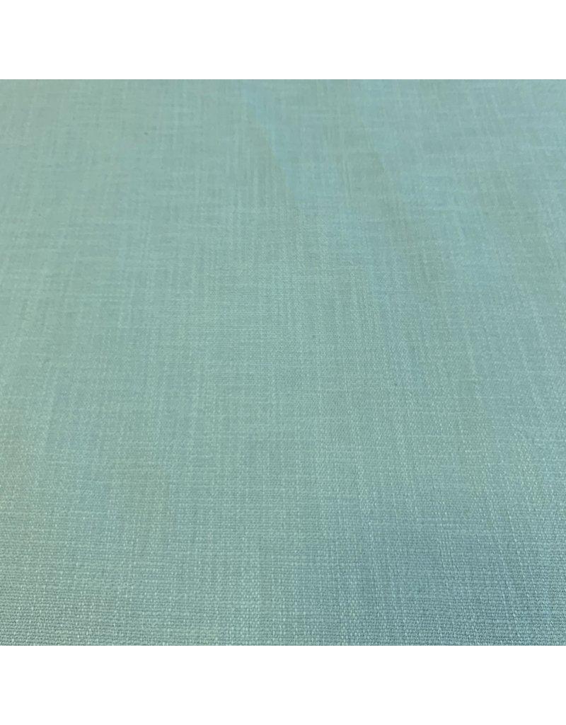 Stretch Linnen L12 - licht blauw