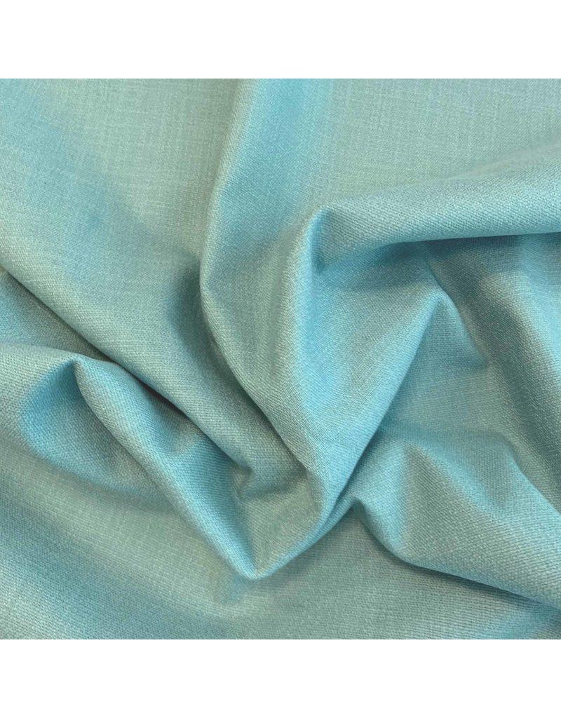 Stretch Leinen L12 - hellblau