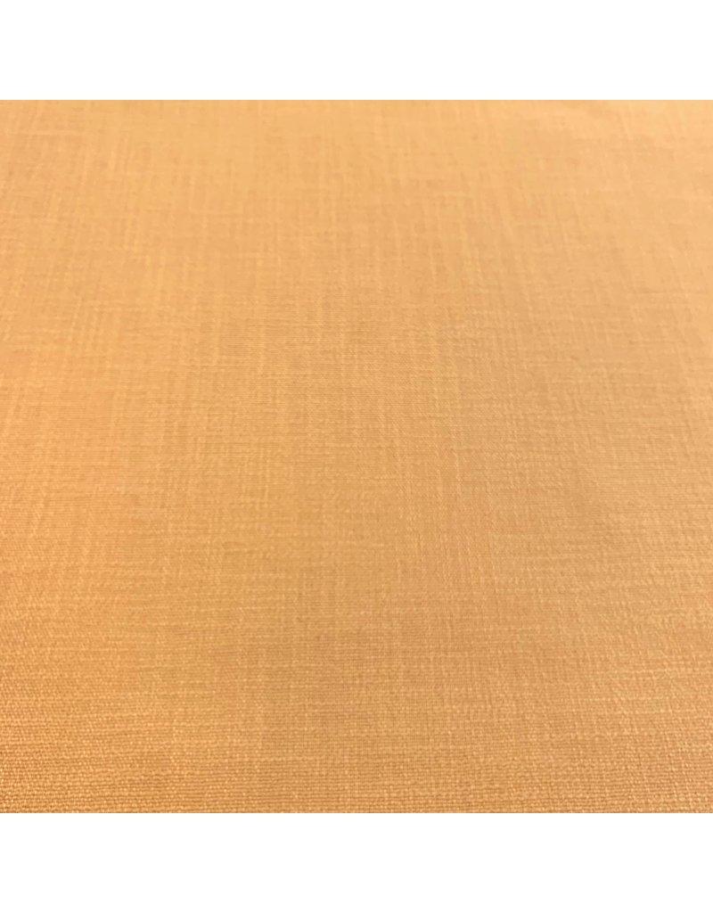 Stretch Linnen L21 - goudgeel