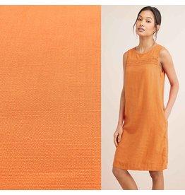 Stretch Linen L29 orange !! NOUVEAU !!