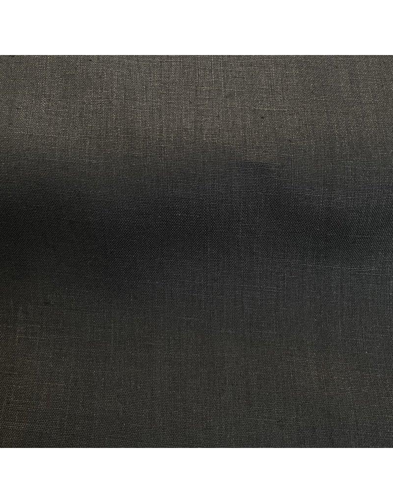 Linen 3070 - coal black