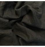 Linnen 3070 - steenkool zwart