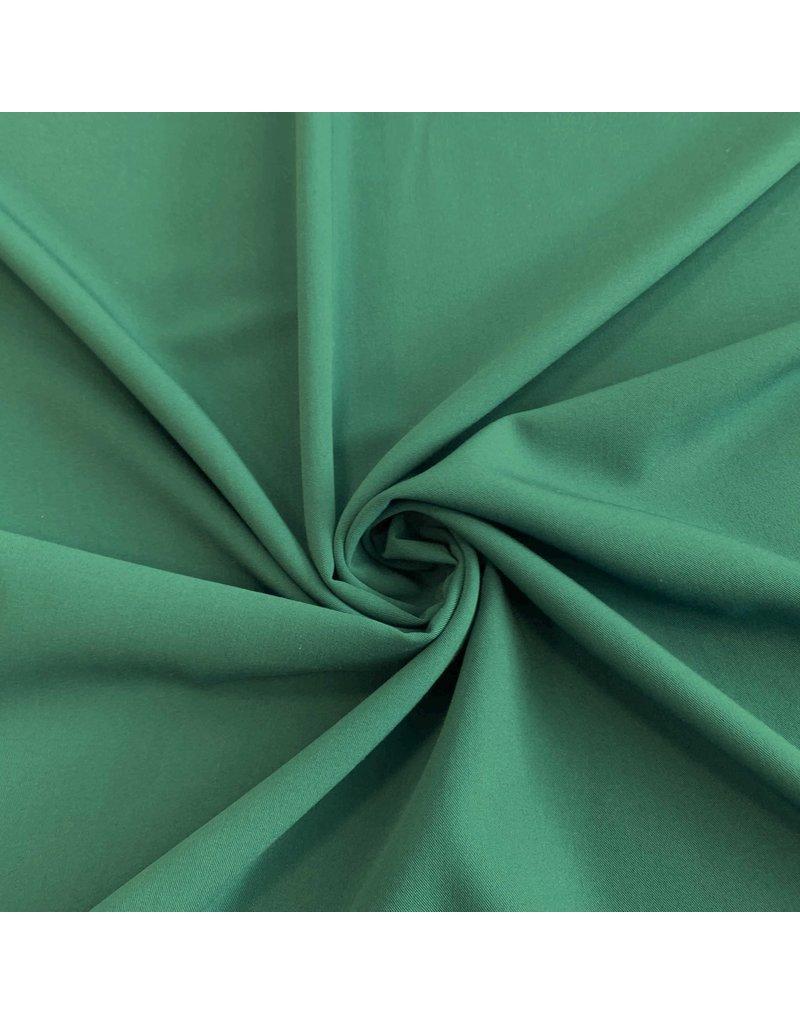 Gabardine Terlenka Stretch T12 - smaragdgroen