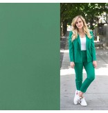 Gabardine Terlenka Stretch T12 - emerald green
