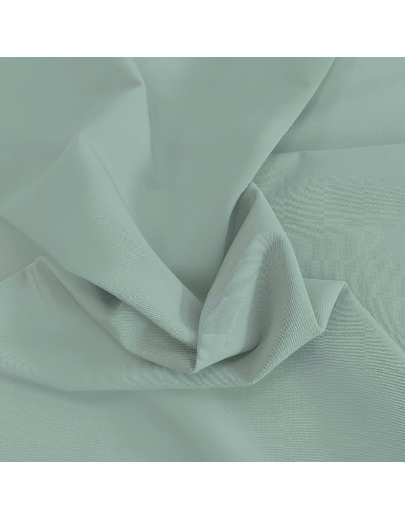 Gabardine Terlenka Stretch T14 - zacht mint