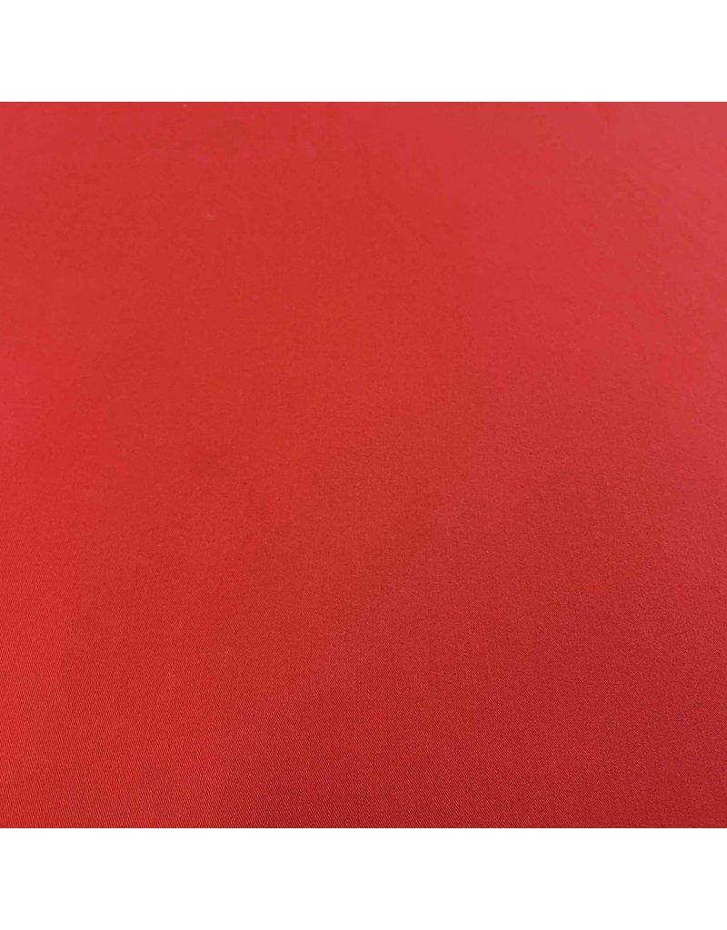 Gabardine Terlenka Stretch T16 - rood