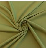 Gabardine Terlenka Stretch T40 - olijfgroen
