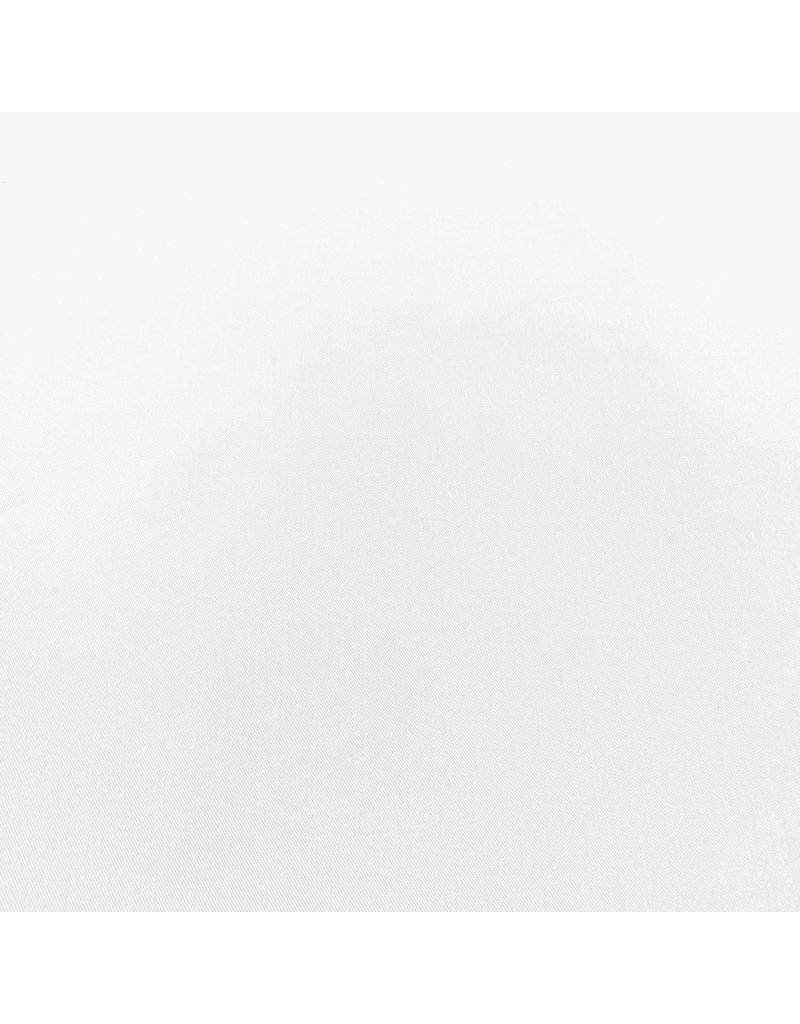 Gabardine Terlenka Stretch T04 - weiß