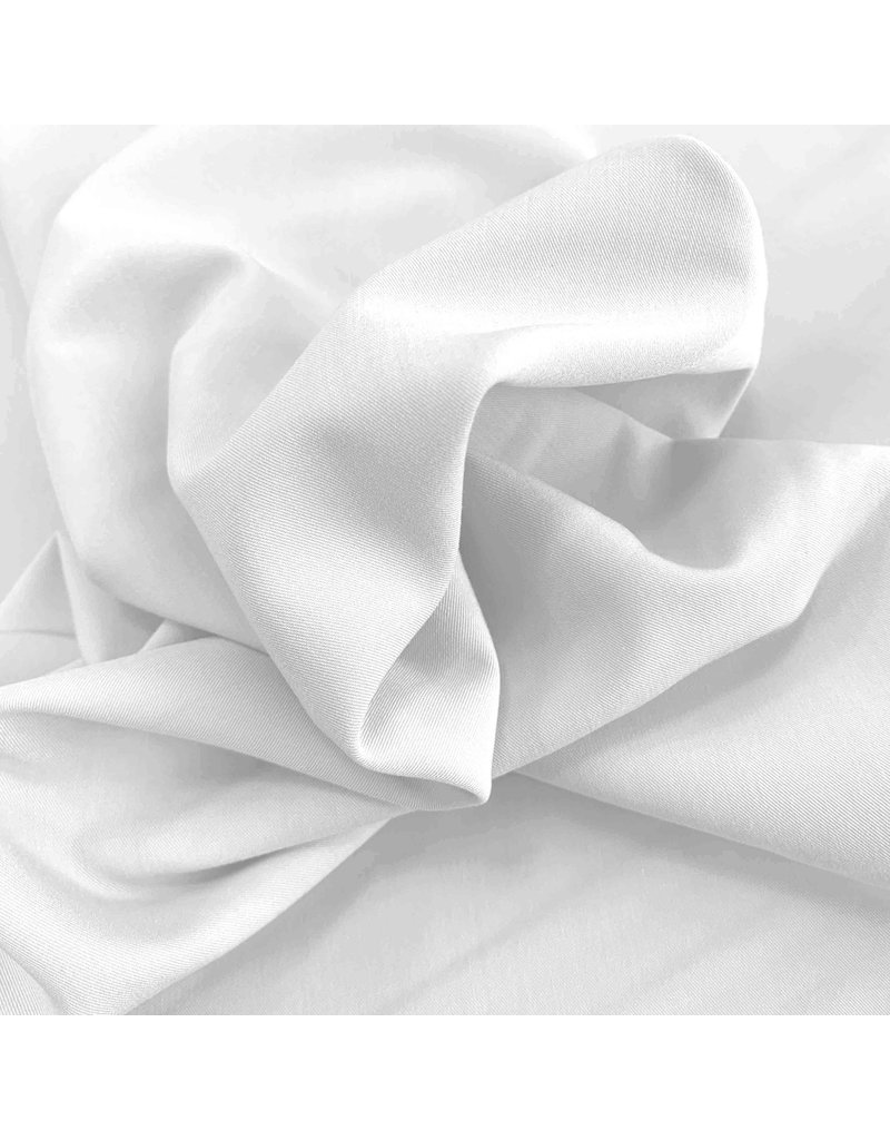 Gabardine Terlenka Stretch T04 - blanc