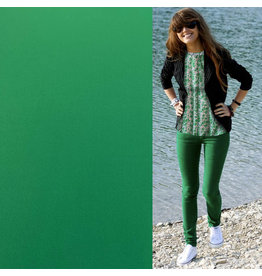 Terlenka 4-Way Stretch 3087 - Emerald green