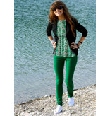 Terlenka 4-Way Stretch 3087 - Smaragd groen