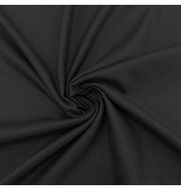 Bamboe Gabardine Stretch BC02 - zwart - MOUT