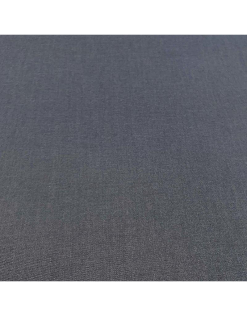 Bamboo Gabardine Stretch BC03 - bleu jean