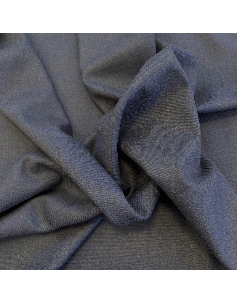 Bambus Gabardine Stretch BC03 - Jeans blau