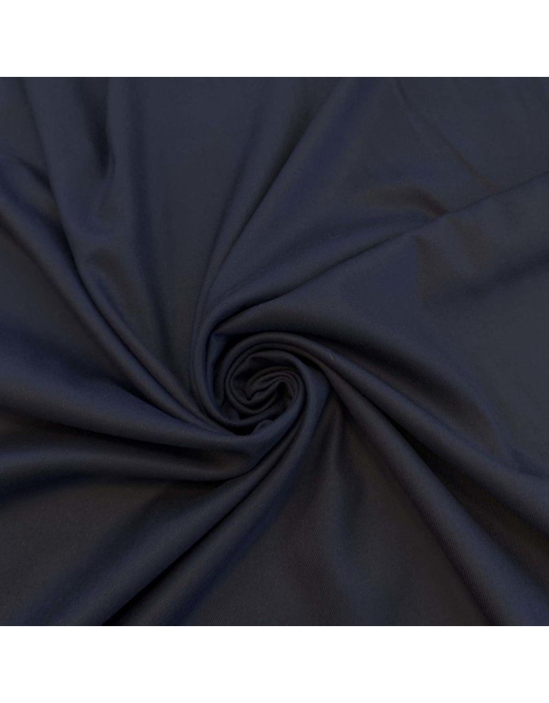 Bamboo Gabardine Stretch BC04 - dark blue