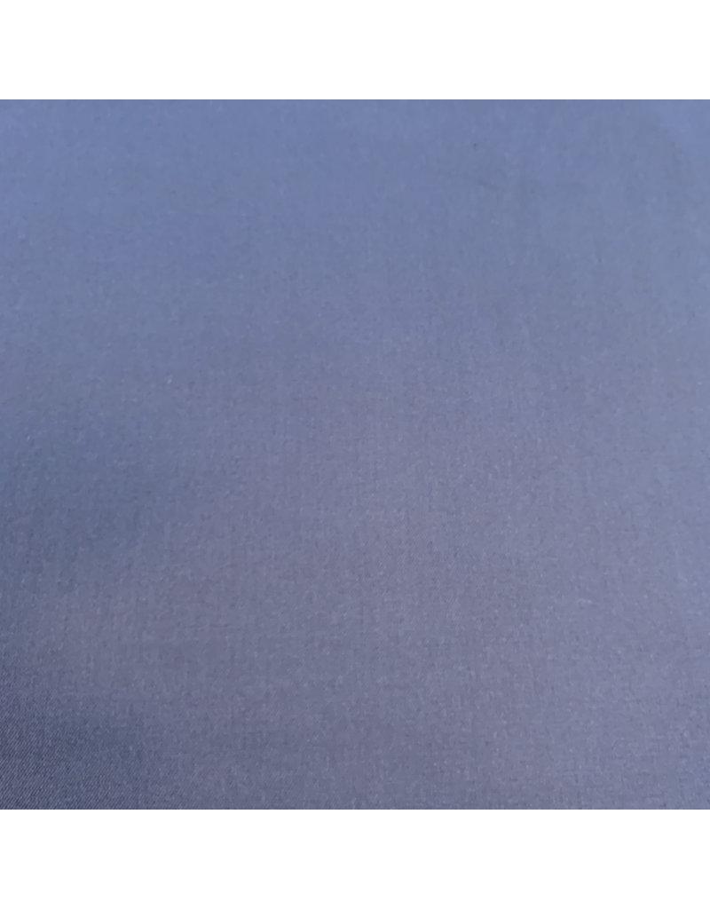 Bambus Gabardine Stretch - blau