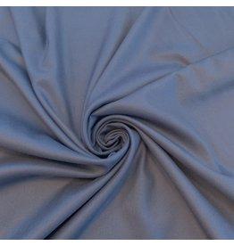 Bamboe Gabardine Stretch BC05 - blauw
