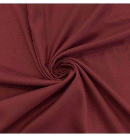 Bamboo Gabardine Stretch BC15 - dark red