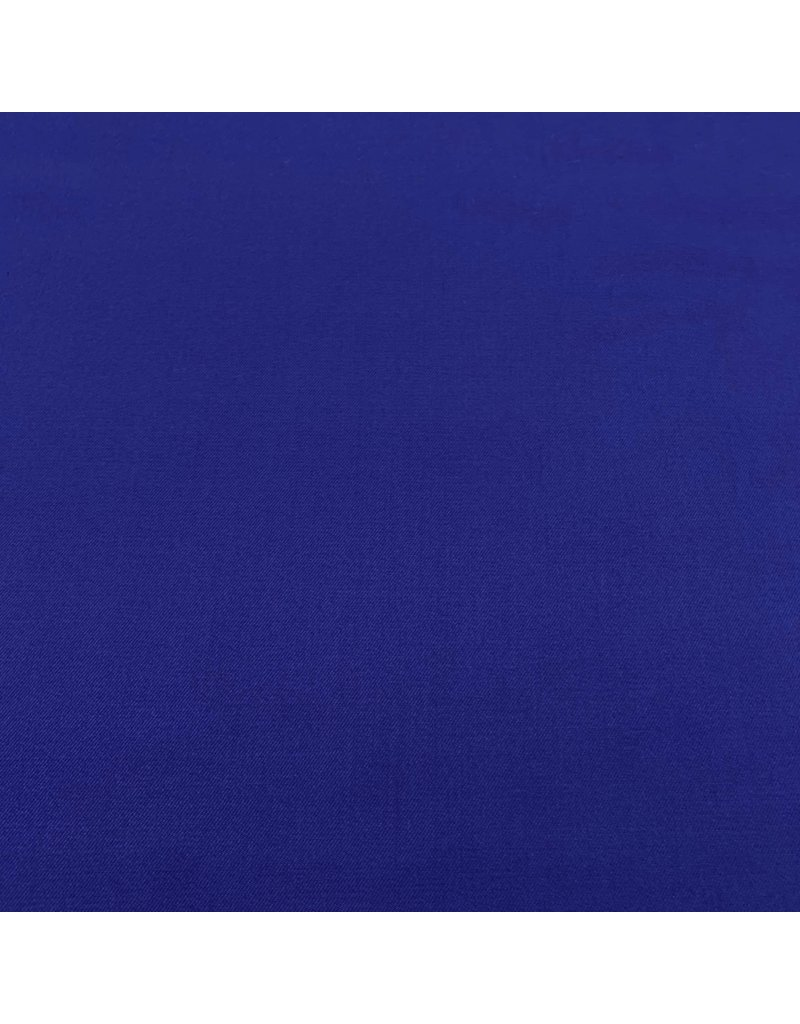 Bamboe Gabardine Stretch BC16 - kobaltblauw