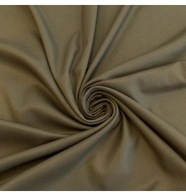 Bamboo Gabardine Stretch BC18 - olive green
