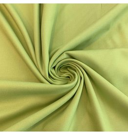 Bamboo Gabardine Stretch BC21 - lime green