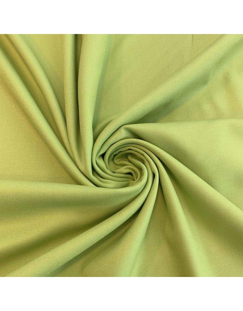 Bambus Gabardine Stretch BC21 - Limonengrün