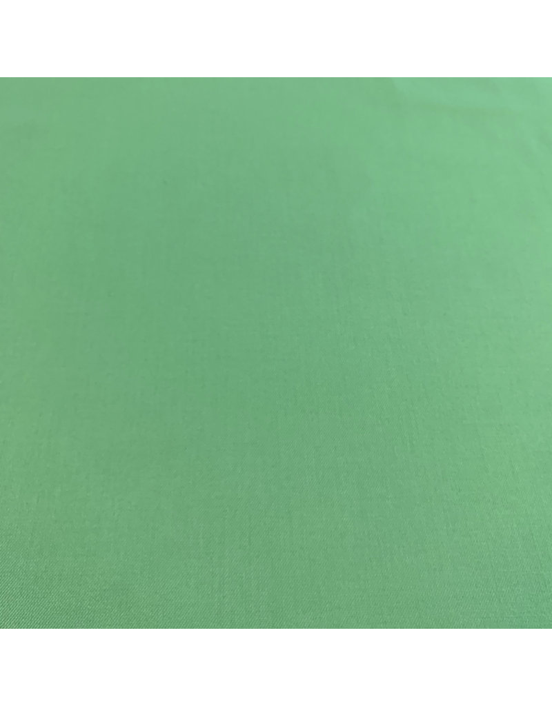 Bamboo Gabardine Stretch BC22 - soft emerald green
