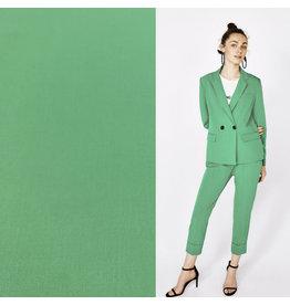 Bamboo Gabardine Stretch BC22 - soft emerald green