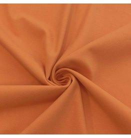 Stretch Linnen L35 - Burnt Orange !!NIEUW!!