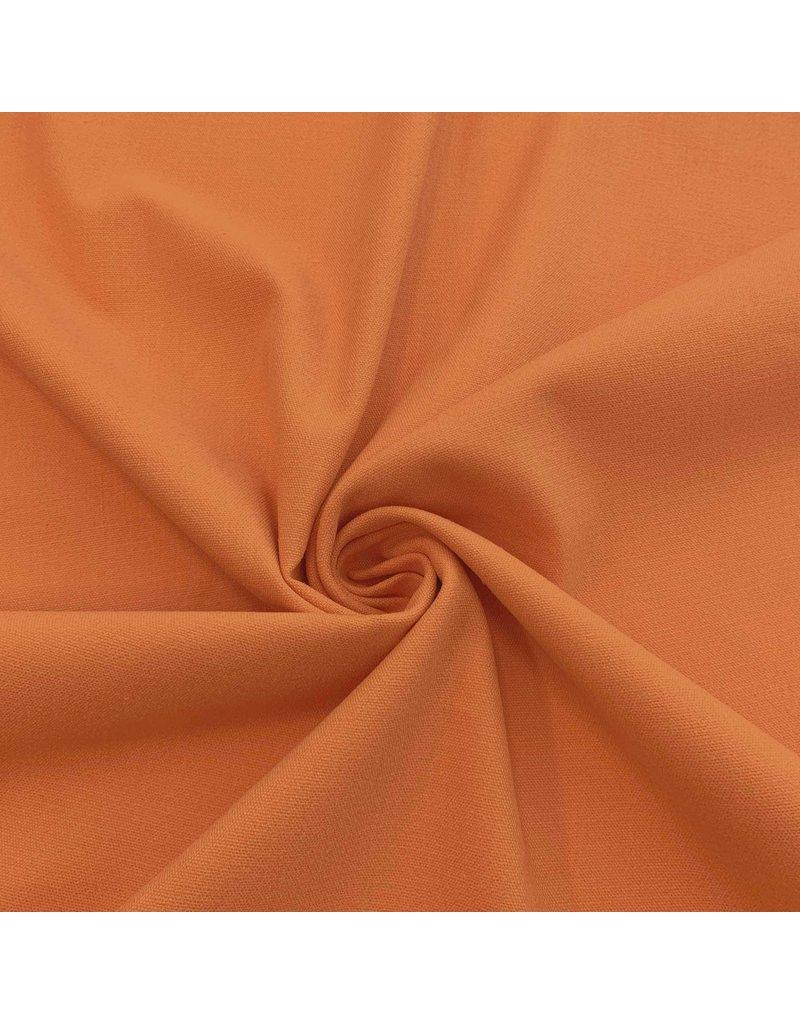 Stretch Leinen L35 - Burnt Orange