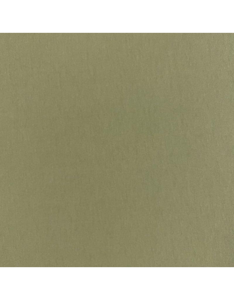 Viscose Jersey VX76 - olijf groen