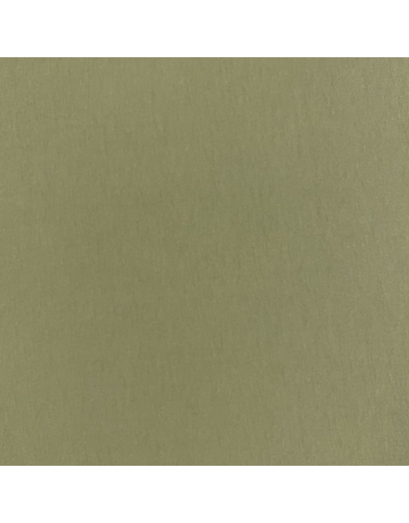Viscose Jersey VX76 - olive green
