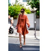 Viscose Jersey VX77 - burnt orange