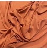Viskose-Trikot VX77 - orange gebrannt