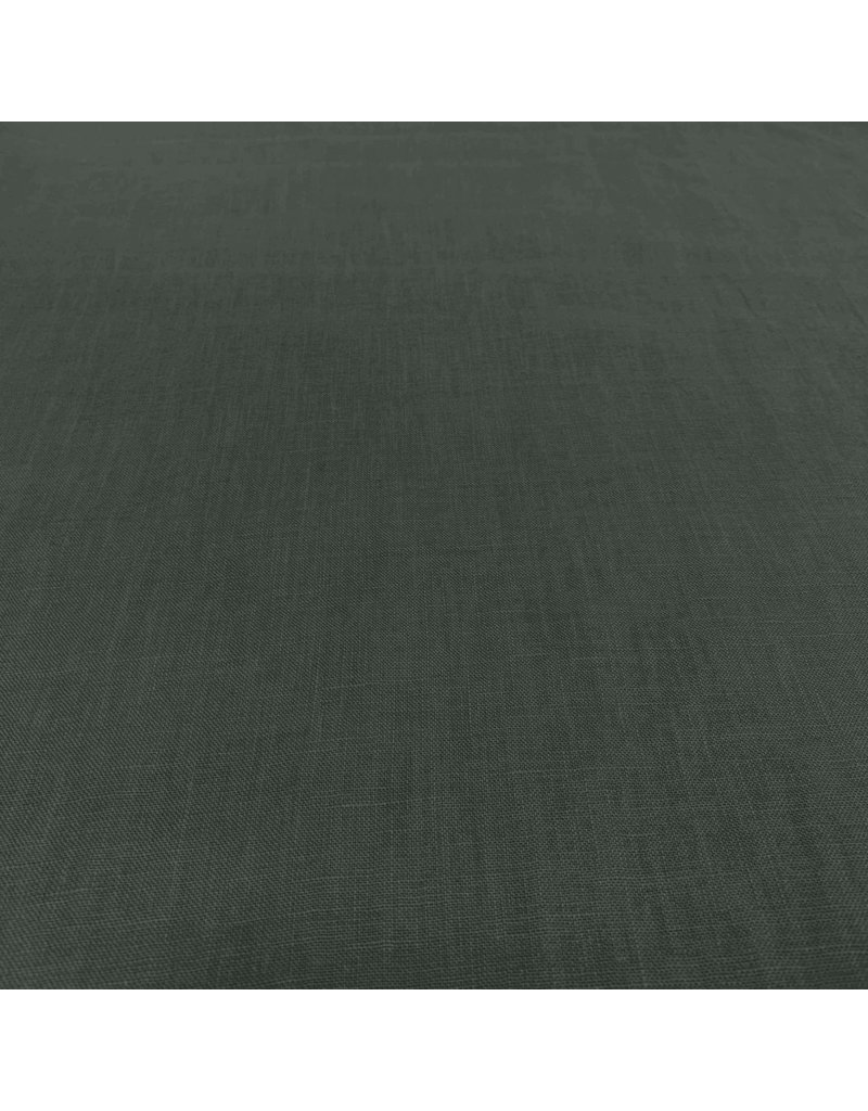 Lin Super Fine LV18 - vert foncé / gris